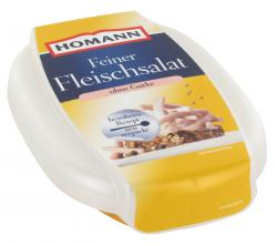 Homann Delikatess Fleischsalat ohne Gurke  (150 g) - 4030800412617