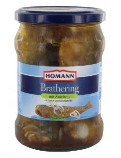 Homann Brathering mit Zwiebeln  (500 g) - 4030800524082