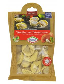 Steinhaus Pasta Rustica Parmaschinken Tortelloni  (200 g) - 4009337873536