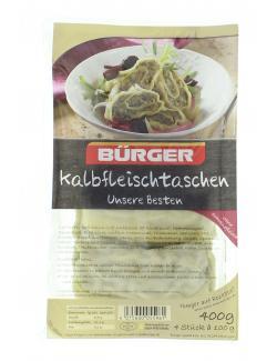 B�rger Kalbfleischtaschen  (400 g) - 4075600055961