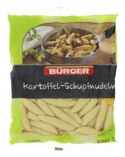 B�rger Kartoffel Schupfnudeln  (1 kg) - 4075600033891