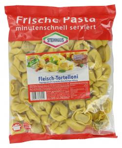 Steinhaus Fleisch-Tortelloni  (1 kg) - 4009337843010