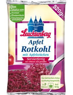 Leuchtenberg Apfel Rotkohl mit Apfelst�cken servierfertig  (500 g) - 4002471072001