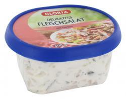 Gloria Delikatess Fleischsalat mit Gurken  (400 g) - 4030800122523