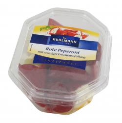 Kühlmann Rote Peperoni mit Frischkäse  (150 g) - 4002268094322