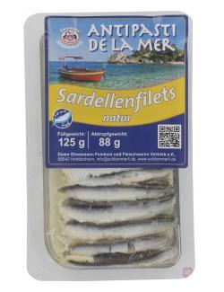 Ehresmann Schlemmerli Sardellenfilets natur  (88 g) - 4104110005309