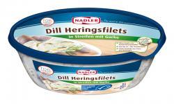 Nadler Dill Sahne Heringsfilets  (170 g) - 4021900124937
