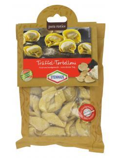 Steinhaus Pasta Rustica Tr�ffel-Tortelloni  (200 g) - 4009337875431