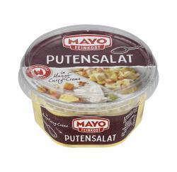 Mayo Gourmet Putenfleisch in Mango-Currycreme  (150 g) - 4009457383496