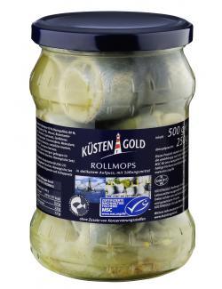 Küstengold Rollmöpse  (500 g) - 4250426209860