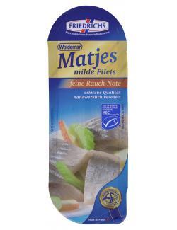 Friedrichs Milde Matjesfilets feine Rauch-Note  (125 g) - 4063600000920