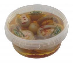Feinkost Dittmann Champignons gefüllt mit Frischkäse  (260 g) - 4002239933902
