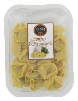 Marziale Tortelloni Ricotta und Spinat  (250 g) - 8021228410015