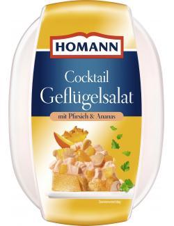 Homann Delikatess Cocktail Geflügelsalat  (150 g) - 4030800695812