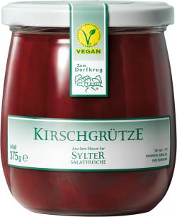 Zum Dorfkrug Kirschgr�tze  (375 g) - 4260054653225