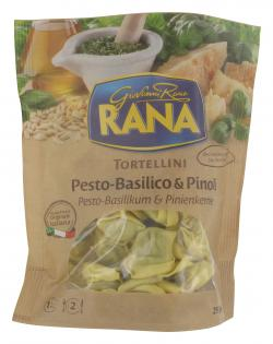 Giovanni Rana Tortellini Pesto-Basilico & Pinoli  (250 g) - 8001665127608