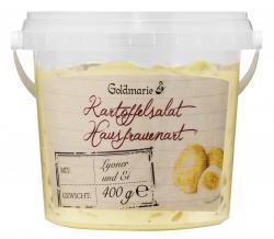 Goldmarie Kartoffelsalat nach Hausfrauenart  (400 g) - 4250780307691