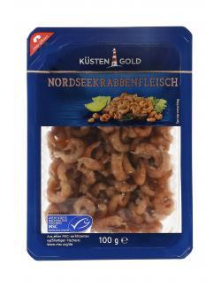 K�stengold Nordsee Krabbenfleisch  (100 g) - 4250426214642