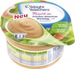 Weight Watchers Macht an Frisches American Dressing  (75 ml) - 4002268085948