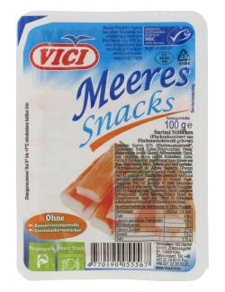 Vici Meeressnacks  (100 g) - 4770190055567
