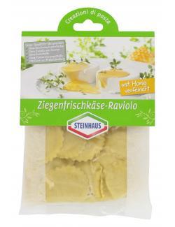 Steinhaus Ziegenfrischkäse-Raviolo  (200 g) - 4009337901161