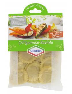 Steinhaus Grillgem�se-Raviolo  (200 g) - 4009337901185