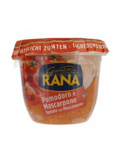 Giovanni Rana Frische Sauce Tomate mit Mascarpone  (200 g) - 8001665701716