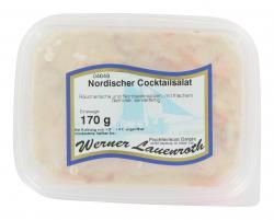 Werner Lauenroth Nordischer Cocktailsalat  (170 g) - 4011420046499