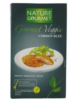 Nature Gourmet Gourmet Veggie Cordon Bleu  (220 g) - 7610745210430
