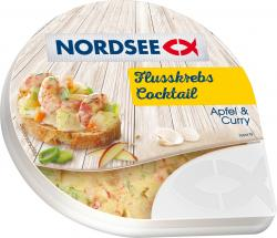 Nordsee Flußkrebs Cocktail Apfel & Curry  (125 g) - 4030800017188