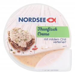 Nordsee Thunfisch Creme  (150 g) - 4030800017287