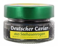 Dittmann Deutscher Caviar aus Seehasenrogen  (50 g) - 4002239260909