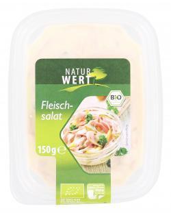 NaturWert Bio Fleischsalat  (150 g) - 4250780317607
