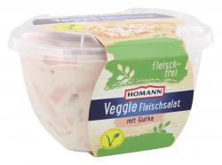 Homann Veggie Fleischsalat  (180 g) - 4030800019588