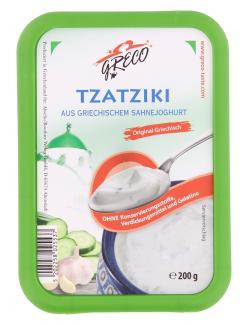 Greco Tzatziki original griechisch  (200 g) - 5202258025537