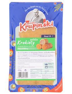 Dovgan Polnische Kroketten mit Fleischf�llung  (400 g) - 5901398071809