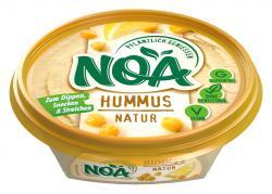 NOA Brotaufstrich Hummus Natur  (175 g) - 4058094300014