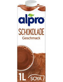 Alpro Soya Drink Choco  (1 l) - 5411188115458