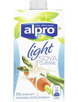 Alpro Soya Cuisine Light  (250 ml) - 5411188096108
