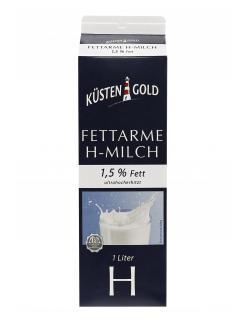 K�stengold Fettarme H-Milch 1,5%  (1 l) - 4250426215748