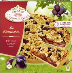 Coppenrath & Wiese Alt-B�hmischer Pflaumenkuchen  (1,25 kg) - 4008577000412