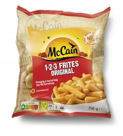 McCain 1�2�3 Frites original  (750 g) - 8710438094213
