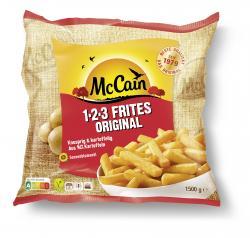 McCain 1�2�3 Frites original  (1,50 kg) - 8710438392418