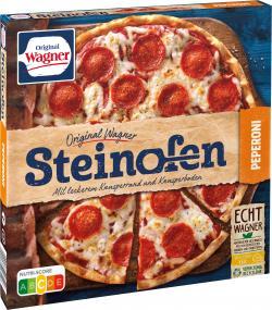 Original Wagner Steinofen Pizza Peperoni  (320 g) - 4009233003556