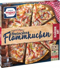 Original Wagner Herzhafter Flammkuchen Original  (300 g) - 4009233003686