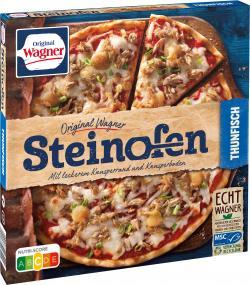 Original Wagner Steinofen Pizza Thunfisch  (360 g) - 4009233003921