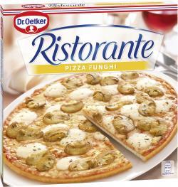 Dr. Oetker Ristorante Pizza Funghi  (365 g) - 4001724811008