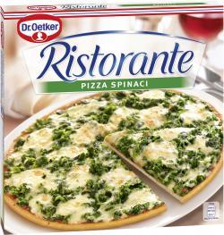 Dr. Oetker Ristorante Pizza Spinaci  (390 g) - 4001724811404
