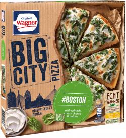 Original Wagner Big Pizza Boston  (420 g) - 4009233012251
