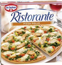Dr. Oetker Ristorante Pizza Pollo  (355 g) - 4001724820000